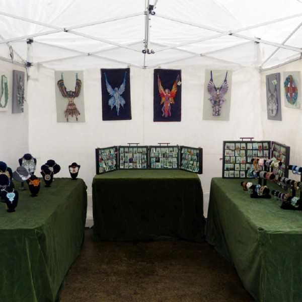 Booth jewelry