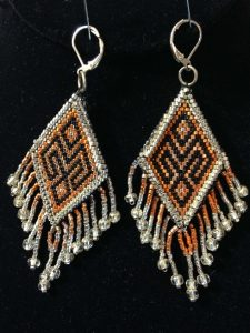 J Native Earrings