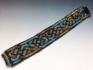 Br Celtic Knot Aqua Bronze 1a