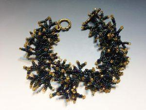 Br Coral Purple Gold