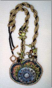 Organic necklace 3