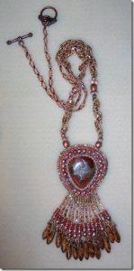 Rose Frigne Necklace