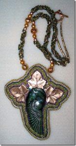 Wing Leaf Necklace