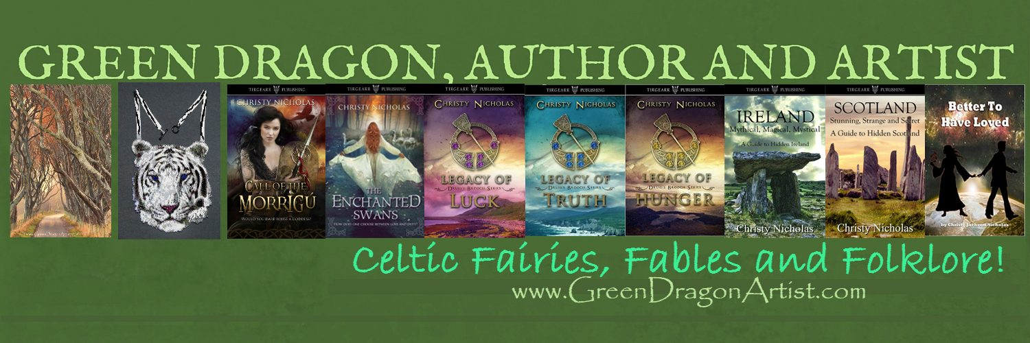 Green Dragon, Artist and Author
